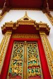 Drzwi kościół Fotografia Royalty Free