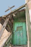 drzwi kościoła Obraz Royalty Free