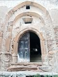 drzwi kościoła obrazy royalty free