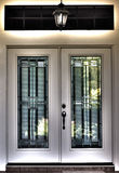 drzwi kopii przodu hdr surrealistyczny Zdjęcie Stock