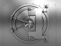 drzwi krypta Zdjęcia Stock