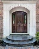 drzwi luksus hasłowy domowy Zdjęcia Royalty Free