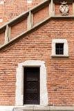 drzwi mały Obraz Royalty Free