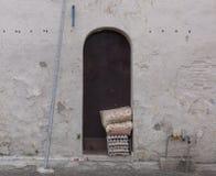 drzwi mały Zdjęcia Stock