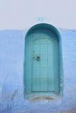 drzwi Morocco Fotografia Stock