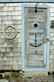 drzwi nadmorski Zdjęcia Stock