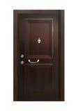 drzwi nowożytny frontowy Fotografia Stock