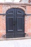 Drzwi NYC Zdjęcia Stock