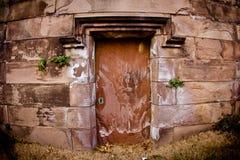 drzwi ośniedziały fotografia royalty free