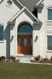 drzwi od frontu fotografia royalty free