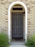drzwi od frontu Obraz Stock