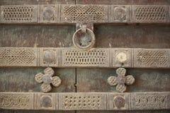 drzwi ornamentujący obrazy royalty free
