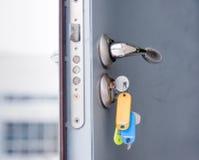 drzwi otwarty zdjęcia royalty free