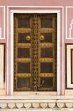drzwi ozdobny fotografia royalty free
