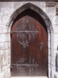 drzwi ozdobny Zdjęcie Royalty Free