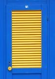 drzwi plażowa baczność Zdjęcia Stock