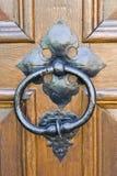 drzwi pradawnych rączkę Fotografia Royalty Free