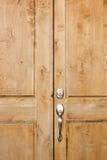 drzwi przód Obraz Stock