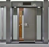 drzwi przód Fotografia Royalty Free