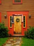 drzwi przód Obraz Royalty Free