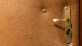 Drzwi rękojeść Obraz Stock