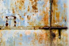 drzwi rdzewiejący Obraz Royalty Free