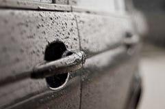 drzwi samochodowy weet Fotografia Royalty Free
