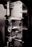 drzwi skarbca banku Obrazy Royalty Free