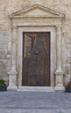 St. Oliva kościół Obrazy Stock