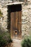 drzwi stary Obraz Stock