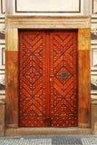 drzwi stary Obrazy Stock