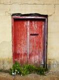 drzwi stary Zdjęcie Stock