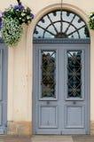 drzwi stary Fotografia Royalty Free
