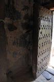 drzwi stary żelaza Obrazy Royalty Free