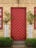 drzwi stary frontowy Zdjęcia Stock