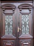 drzwi starzy Zdjęcie Royalty Free