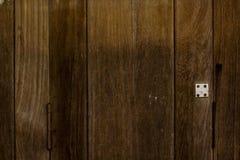 Drzwi szczegóły robić lath zdjęcia stock