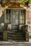 drzwi tajemniczy Obraz Stock