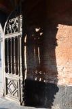 Drzwi w ulicie obraz royalty free