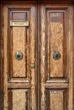 Drzwi w Wenecja Zdjęcia Royalty Free