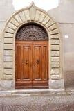 drzwi wejścia przodu dom odnosić sie Zdjęcia Stock