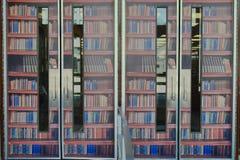 Drzwi świat czytanie Obraz Stock