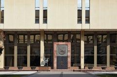 Drzwi Wielkanocny parlament Obrazy Stock