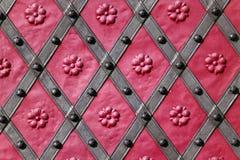 drzwi wzór Zdjęcia Stock