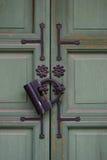 drzwi z pałacu obrazy stock