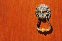 drzwiowa gałeczka Zdjęcia Royalty Free