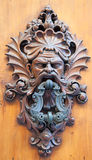 Drzwiowa gałeczka obrazy royalty free