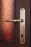 drzwiowa gałeczka Zdjęcie Royalty Free