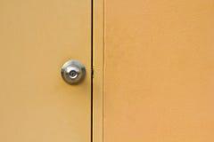 drzwiowa gałeczka Zdjęcia Stock