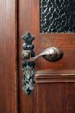 Drzwiowa gałeczka Zdjęcie Stock